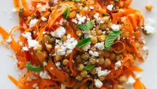 Zahterli Havuç Salatası