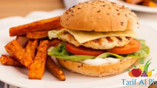 Hindili Hamburger