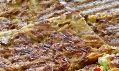 Fırında Tahinli Patates