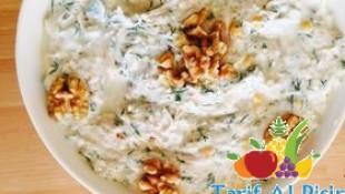 Avakadolu Tavuk Salatası