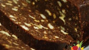 Şekersiz Mozaik Pasta Tarifi