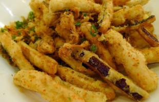 Patlıcan Kızartması