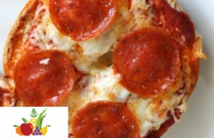 Ev Yapımı Acil Pizza