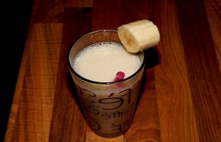 Kolay Muzlu Milkshake
