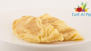 Sütlü Omlet Tarifi