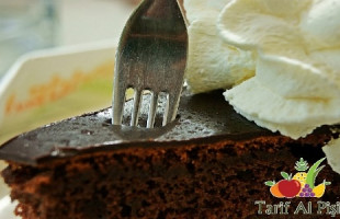 Kaymaklı Çikolatalı Kek Tarifi