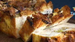 Pırasalı Ekmek