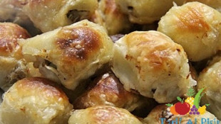 Pratik Boşnak Böreği (Pita)