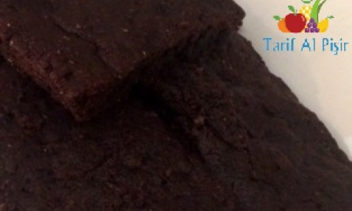Tatlı Patatesli Brownie