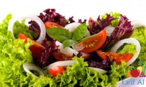 Salata Yapmanın Püf Noktaları Nelerdir?