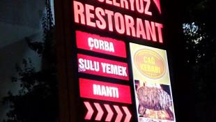 Güleryüzlü Personelleriyle, Güleryüz Restorant