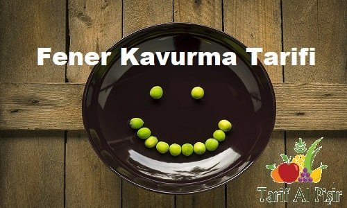 Fener Kavurma Tarifi
