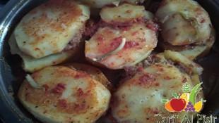 Köfteli Patates Dolması