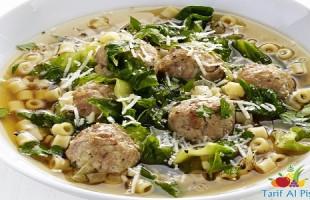 İtalyan Çorbası