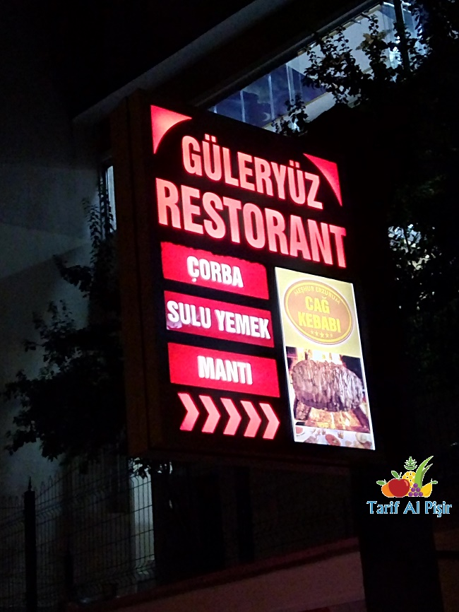 Güleryüz Restorant Lezzetlerini Keşfedin -/- Gerze'nin En Lezzetli Mekanı