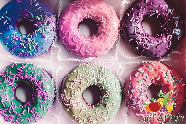 Ev Yapımı Donut Çeşitleri